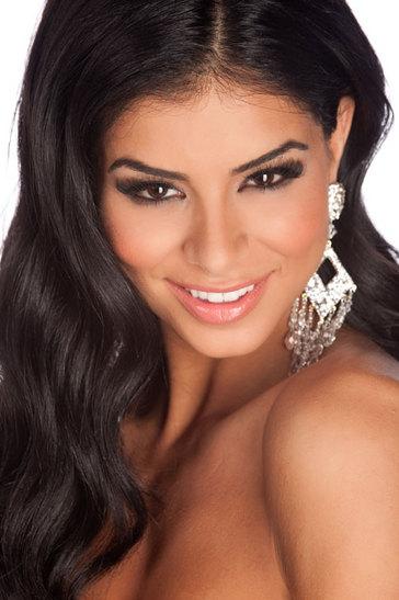 Jew Detector: Miss Michigan Rima Fakih Crowned Miss USA 2010
