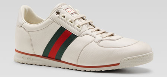 Gucci Sneakers White