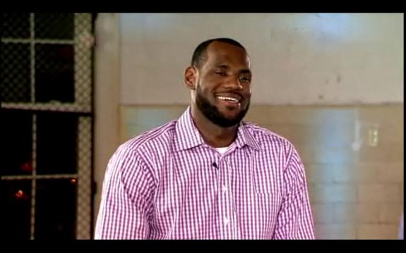 LeBron ESPN