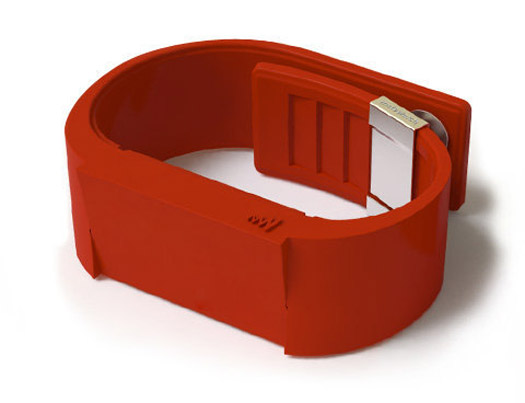 Mutewatch Poppy Red