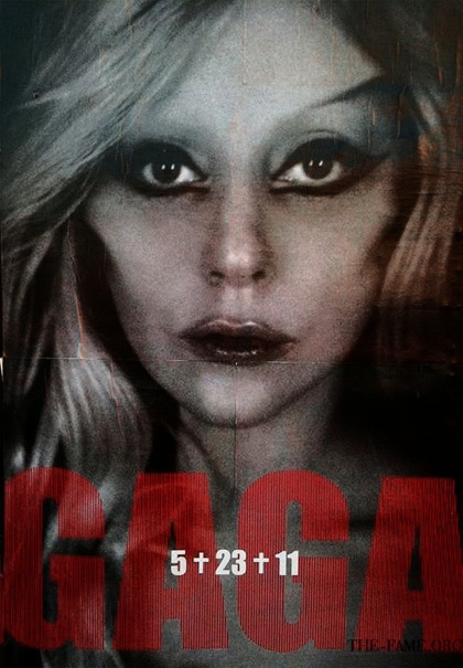 Lady Gaga Prom Picture Born This Way