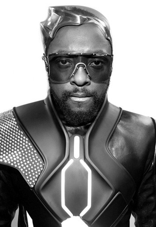 Will.i.am Black Eyed Peas