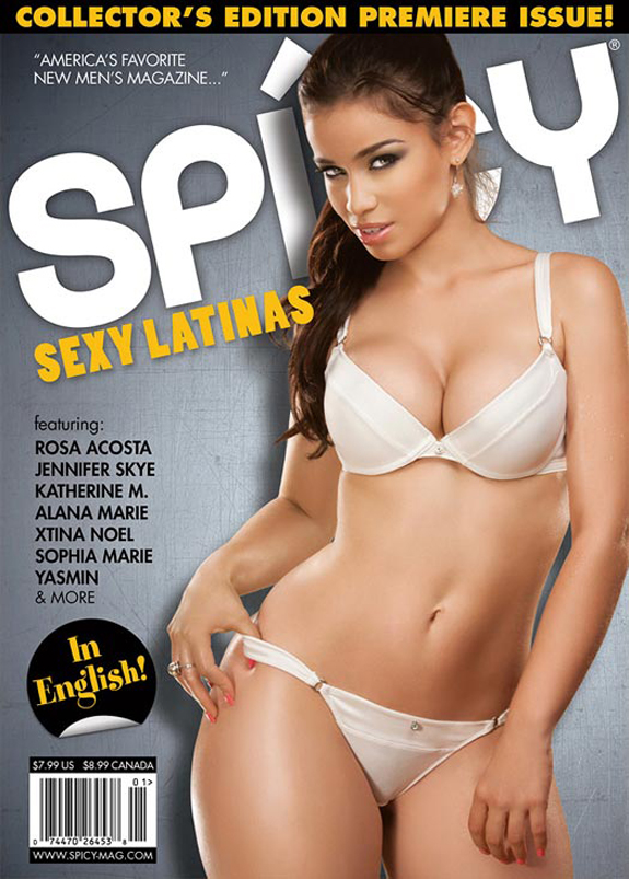 Katherine Monslave Spicy Magazine