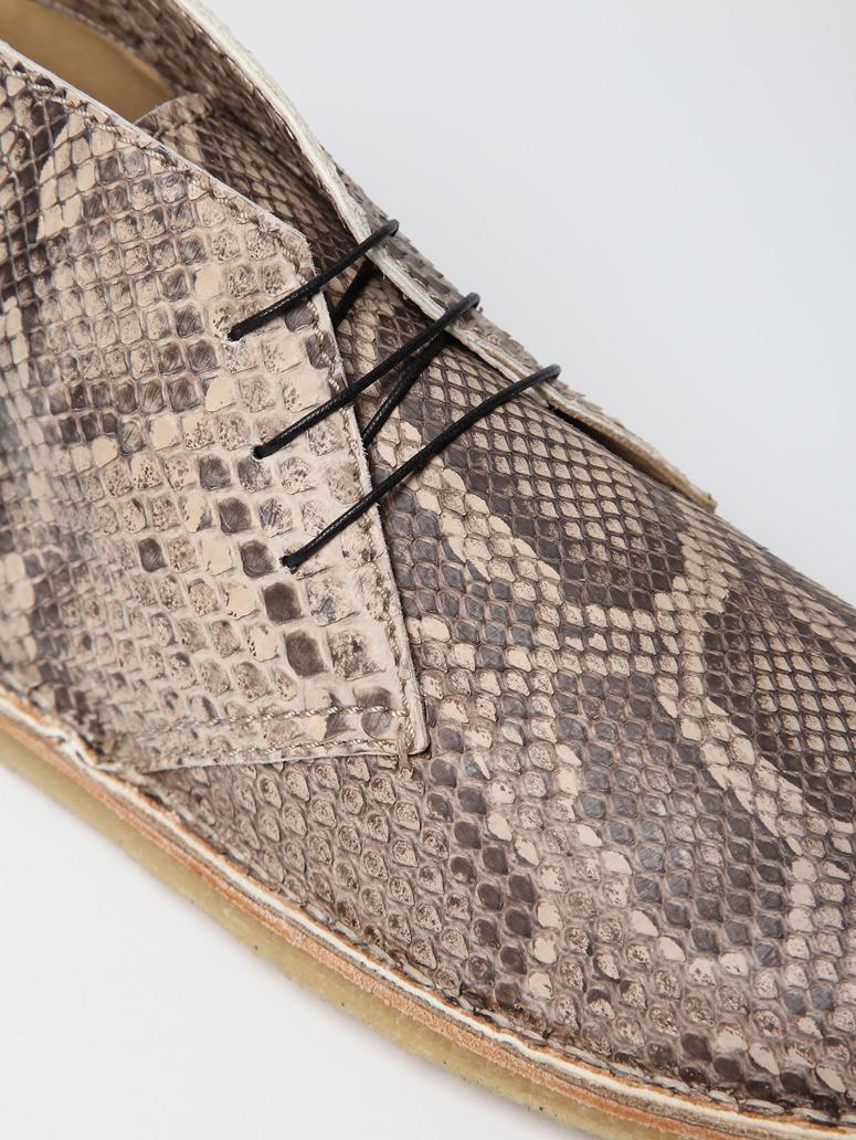 Acne-Snakeskin-Chukka-Boot-brown