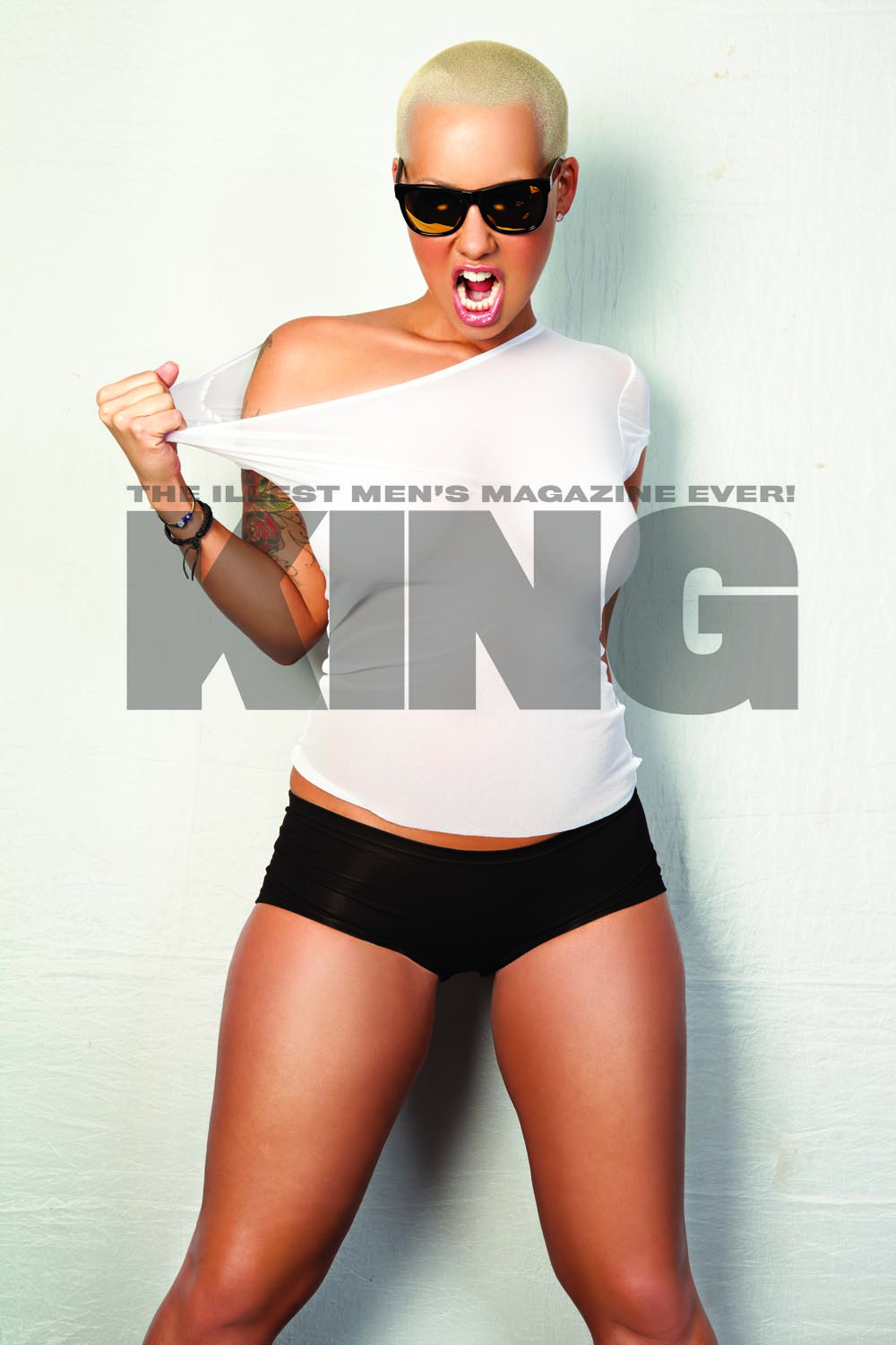 Amber Rose King Magazine