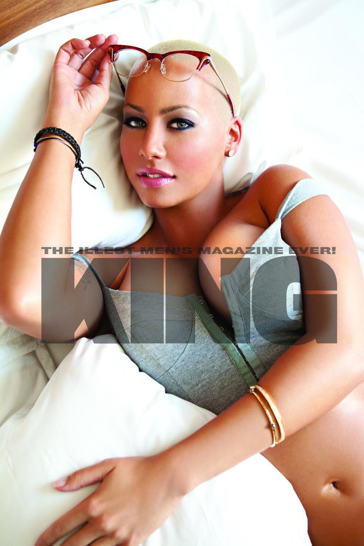 Amber_Rose_King_Magazine_3