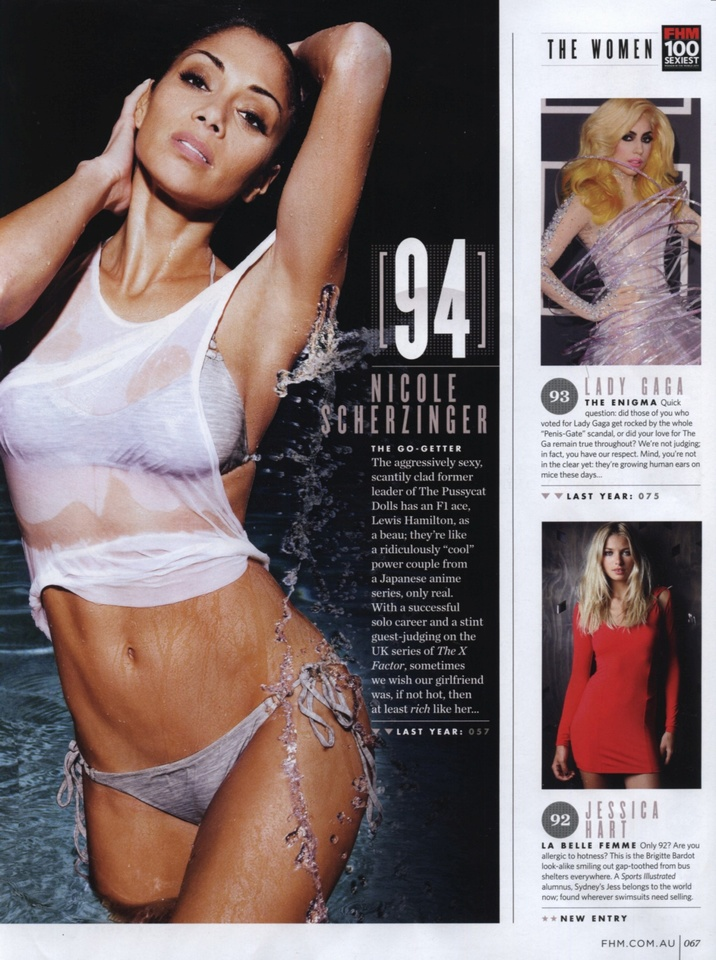 FHM's 100 Sexiest Women in the World 2011