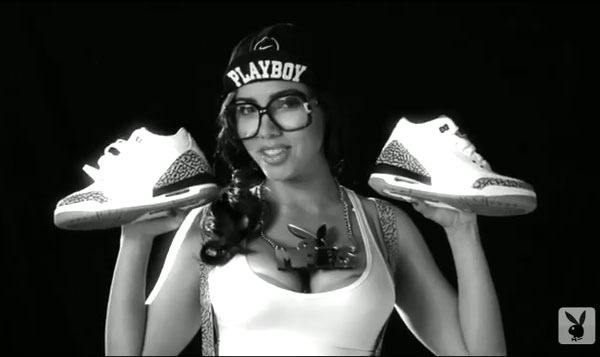 Playboy Top 23 Air Jordan