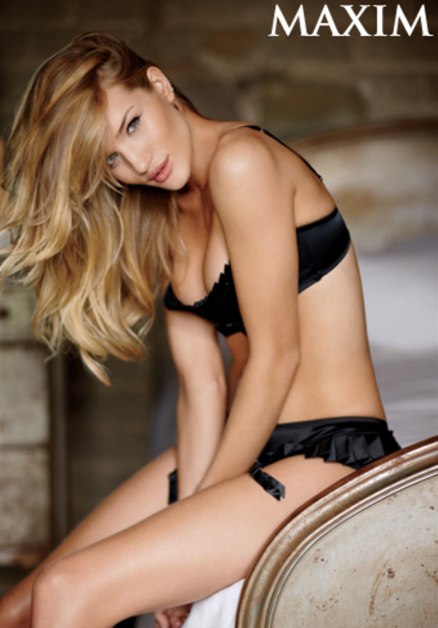 Rosie Huntington-Whiteley Maxim Magazine