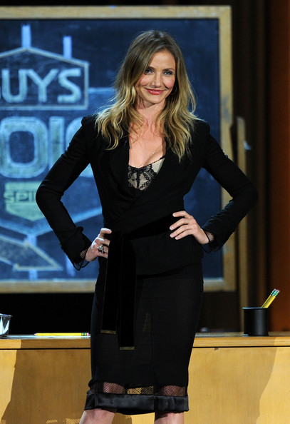 Spike TV 2011 Guys Choice Awards Cameron Diaz