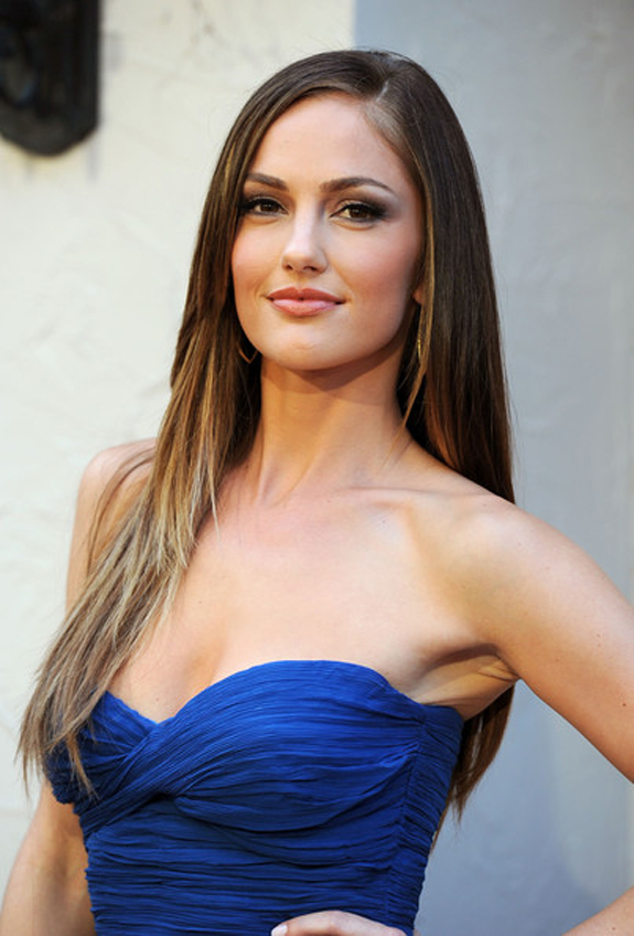 Spike TV 2011 Guys Choice Awards Minka Kelly