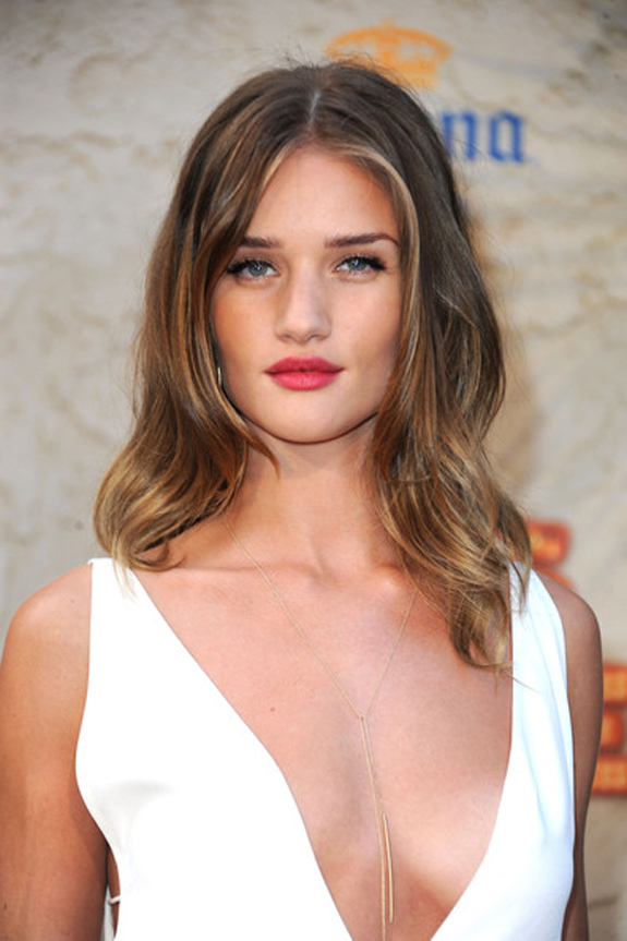 Spike TV 2011 Guys Choice Awards Rosie Huntington-Whiteley