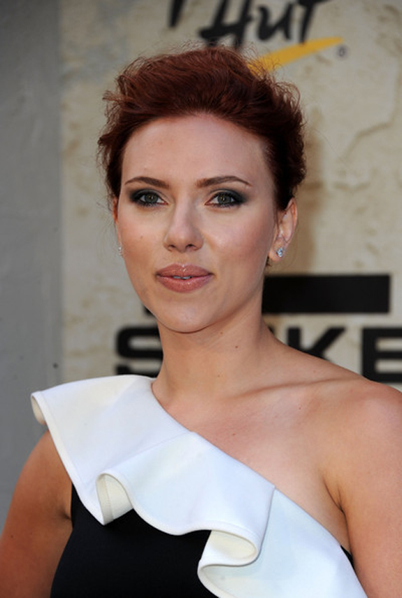 Spike TV 2011 Guys Choice Awards Scarlett Johansson