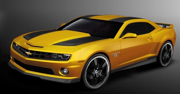 """2012 Transformers Special Edition """"Bumblebee"""" Chevolet Camaro"""