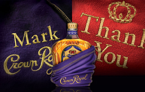 Crown Royal Custom Bags