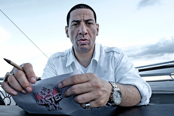 DJ Kid Capri Master of The Mix