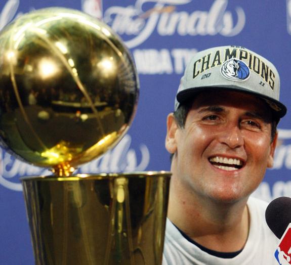 Mark Cuban NBA Championship
