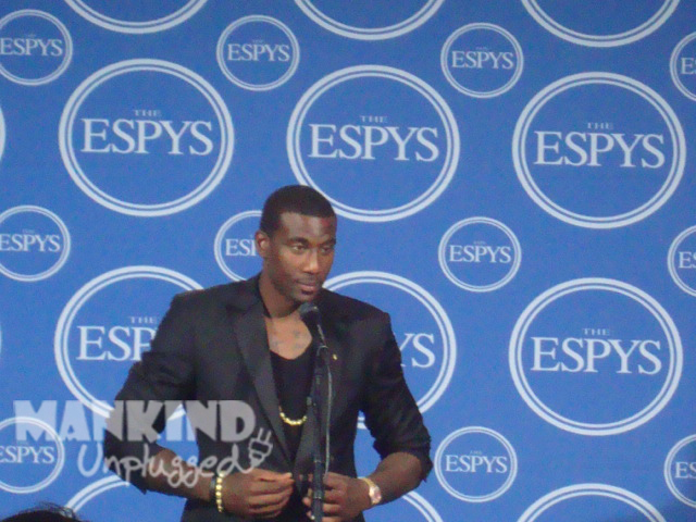 Amare ESPN ESPY Awards