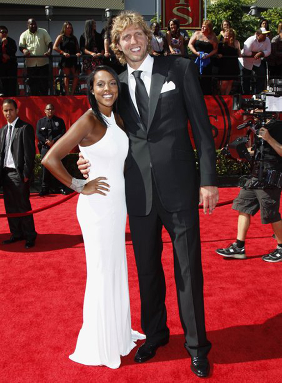 Dirk ESPN ESPY Awards