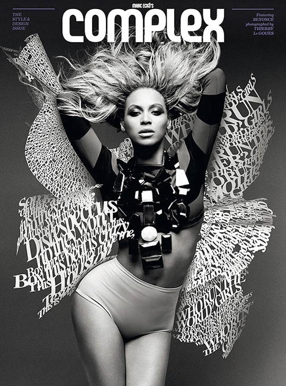 Beyonce Complex Magazine