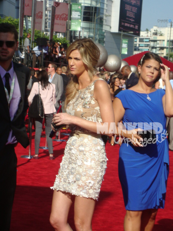 Erin Andrews ESPN ESPY Awards
