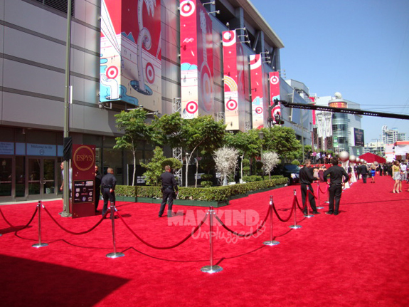ESPN ESPY Red Carpet