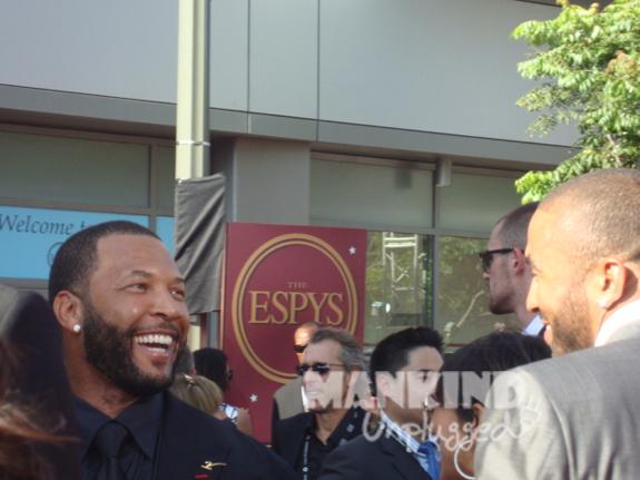Gary Sheffield ESPN ESPY Awards