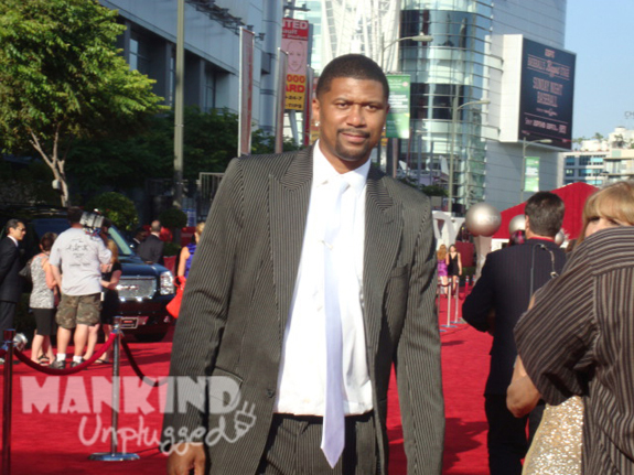 Jalen Rose ESPN ESPY Awards