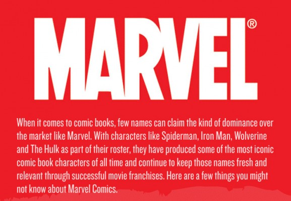 The Marvel Comics Universe