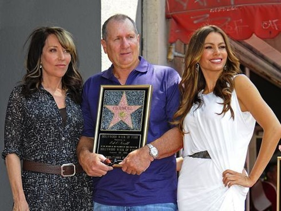 Al-Bundy-Married-With-Children-Walk-of-Fame