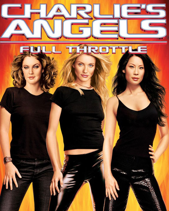 Charlie's Angels Full Throttle Movie