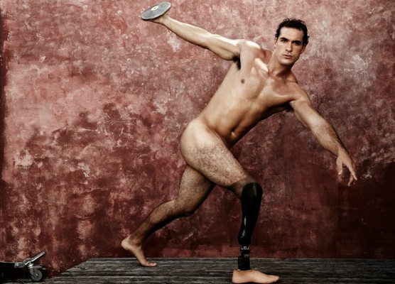 Jeremy Campbell espn magazine body issue