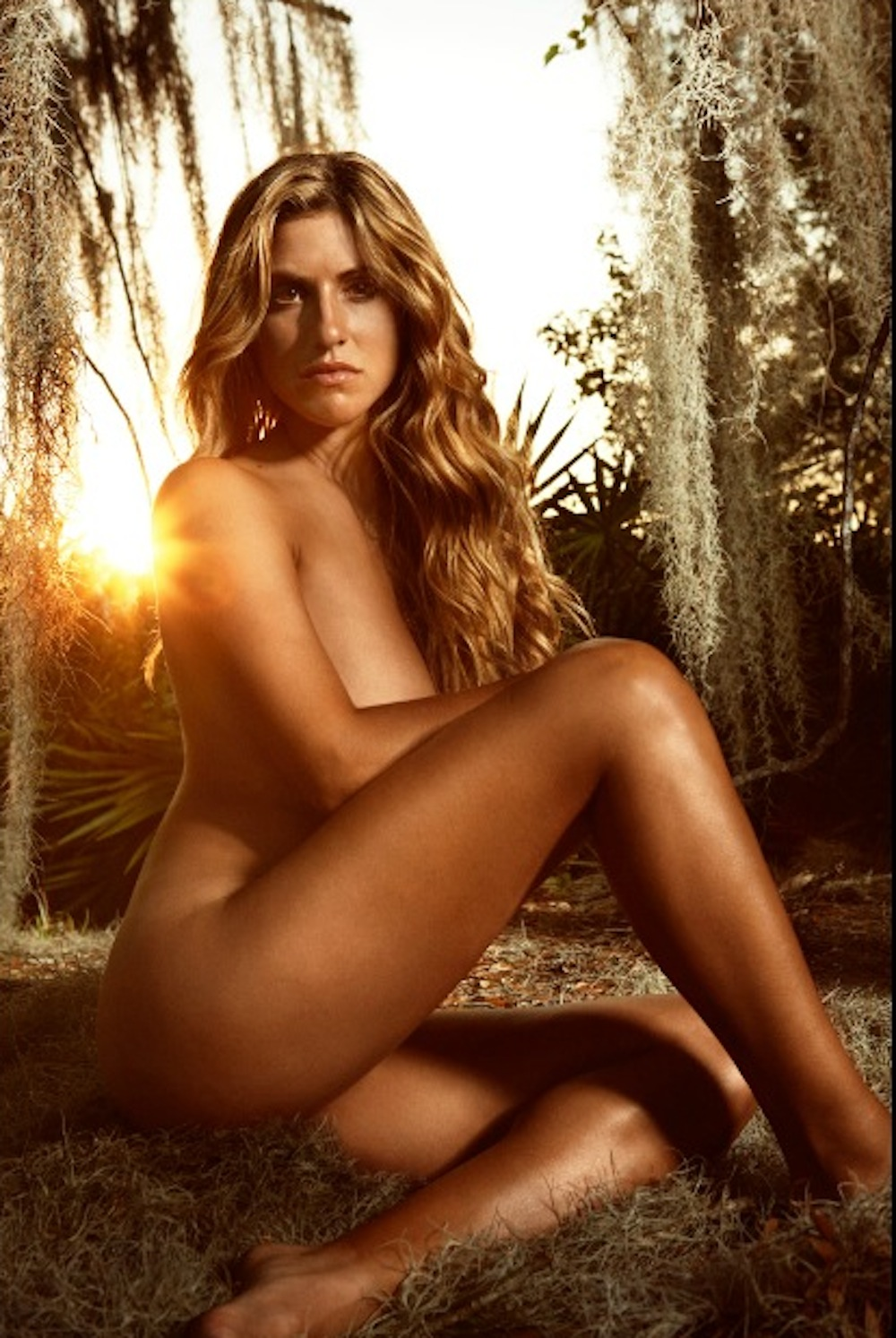 Belen Mozo ESPN Magazine Body Issue