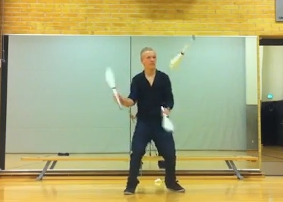 Dubstep Juggling