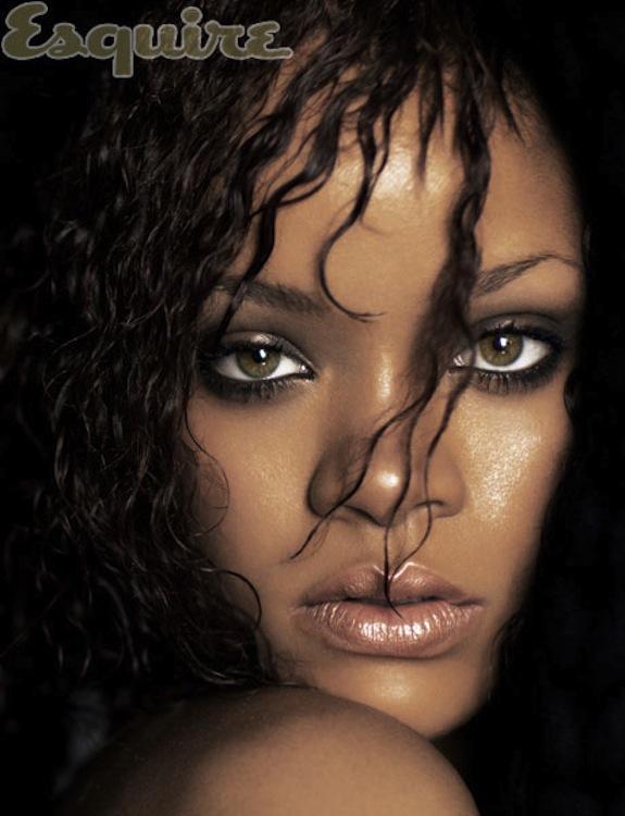 Rihanna Nude Photo Esquire Magazine