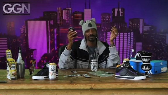 Snoop Dogg GGN News Bad Bitches