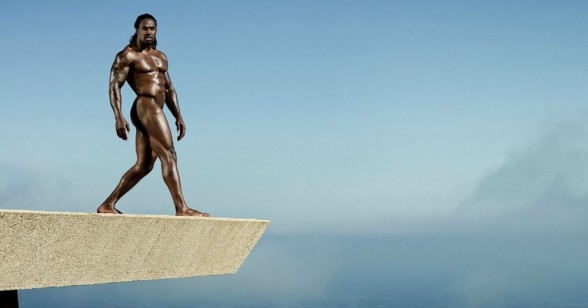 steven jackson espn magazine body issue