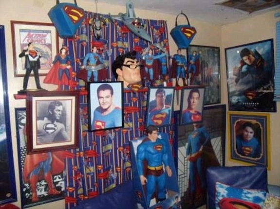 Superman Plastic Surgery