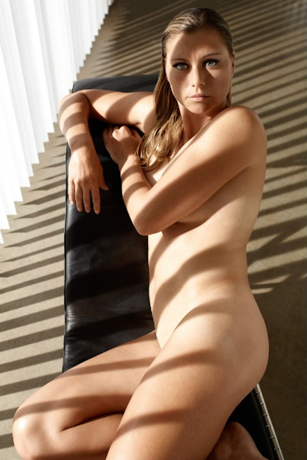 Vera Znonareva ESPN Magazine Body Issue