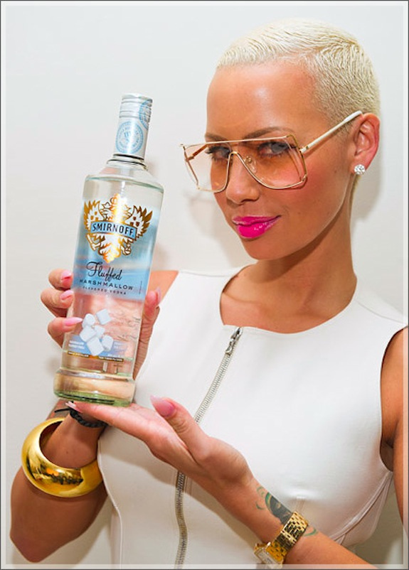 Amber Rose Master of the Mix