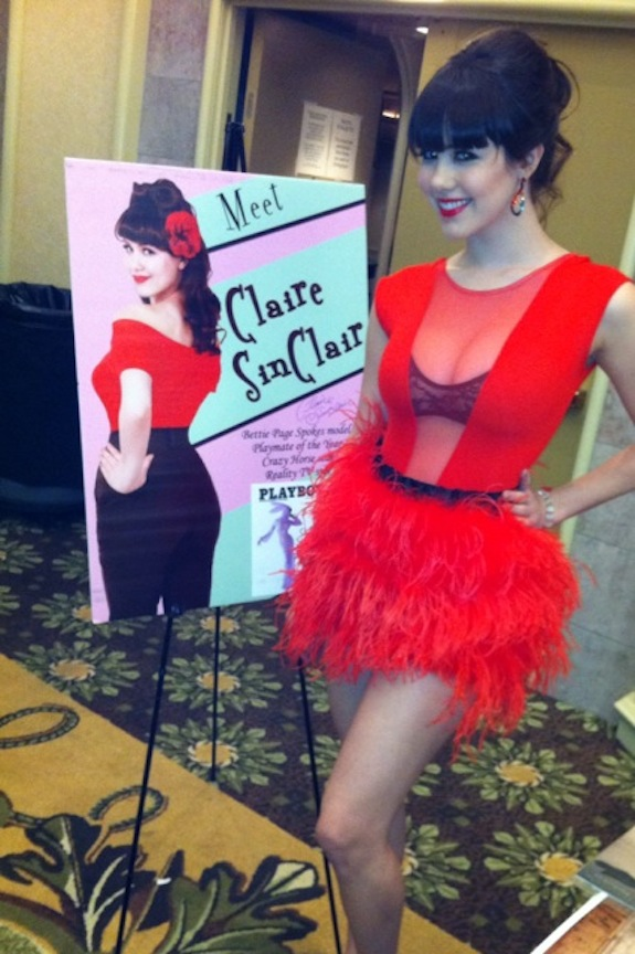 Claire Sinclair Glamourcon