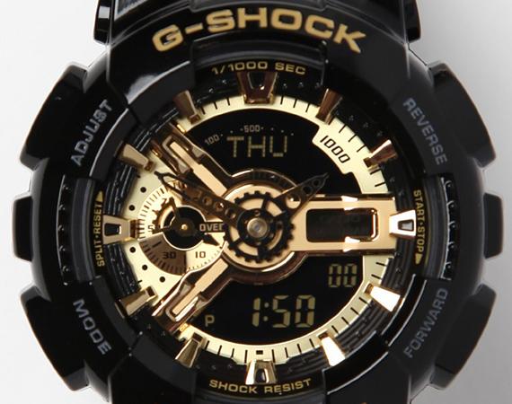 Casio G-Shock – Hyper Complex GA-110