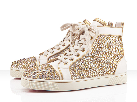 Christian Louboutin Spring Summer 2012 Sneakers
