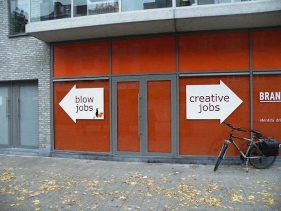 creative blow jobs