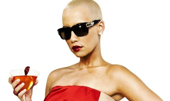 Amber Rose Smirnoff Master of the Mix