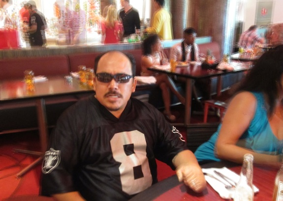 Raiders Fan Dubai