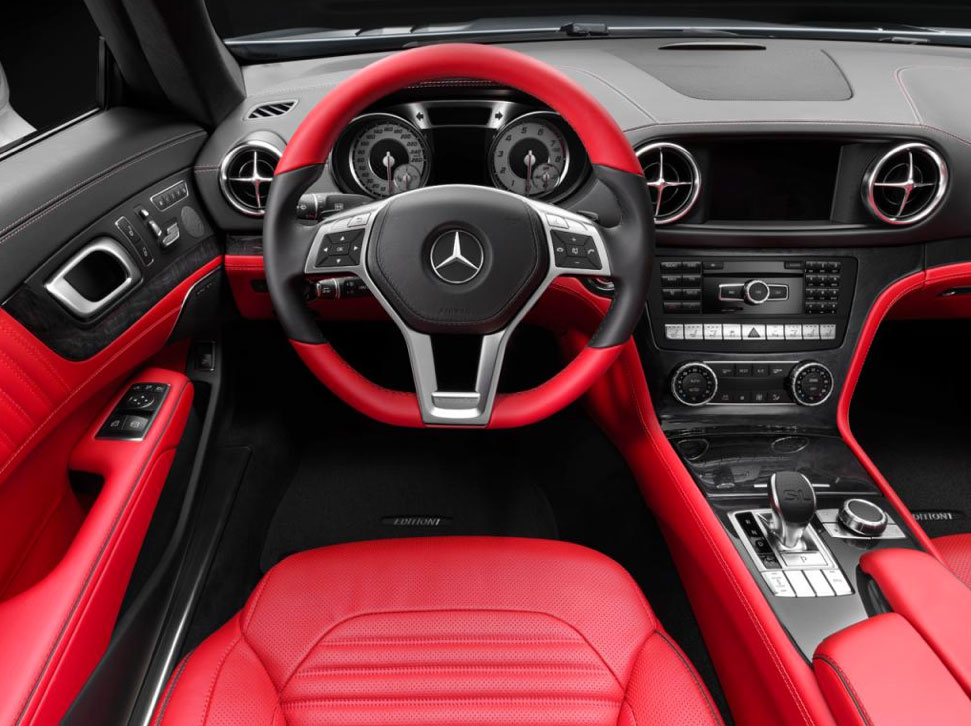 2013 Mercedes Benz SL