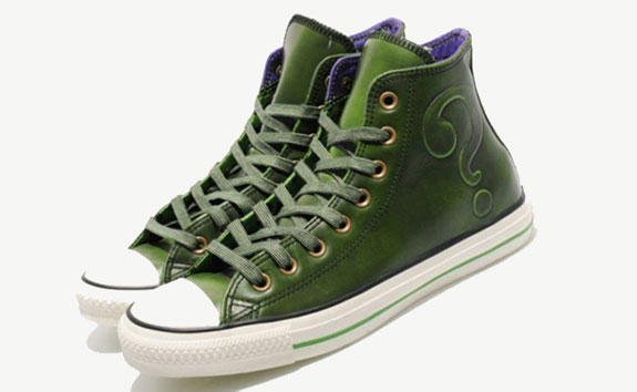 Converse All Star Hi DC Comics Riddler