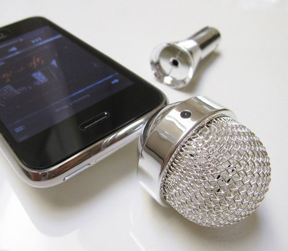Mp3 Player IPhone Microphone Speaker