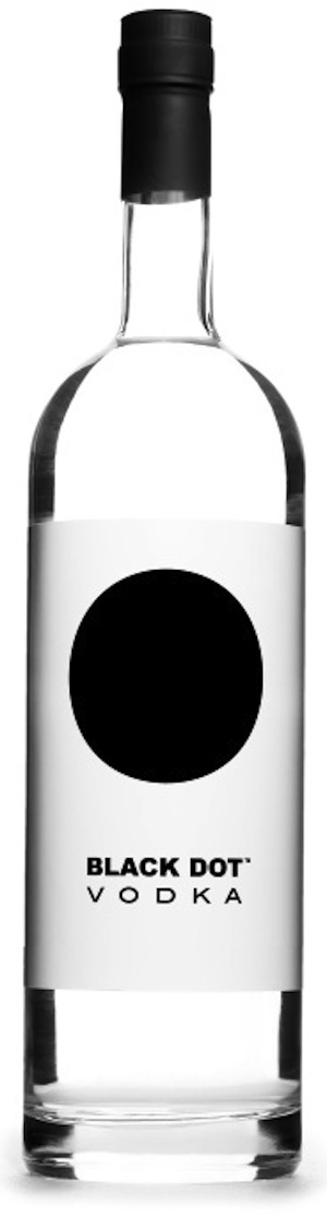 Black Dot Vodka